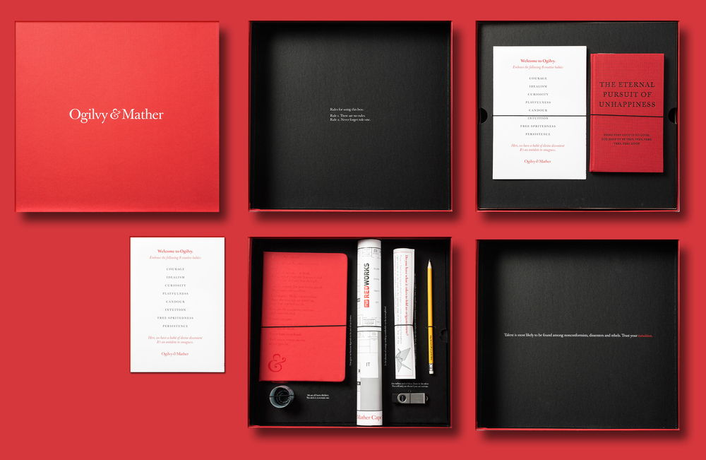 Induction Box by Advertising and PR brand Ogilvy and Mather's