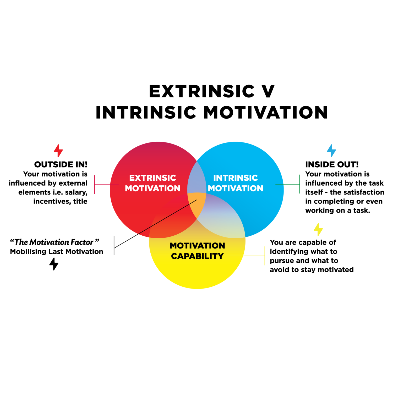 Intrinsic vs Extrinsic Employee Motivation