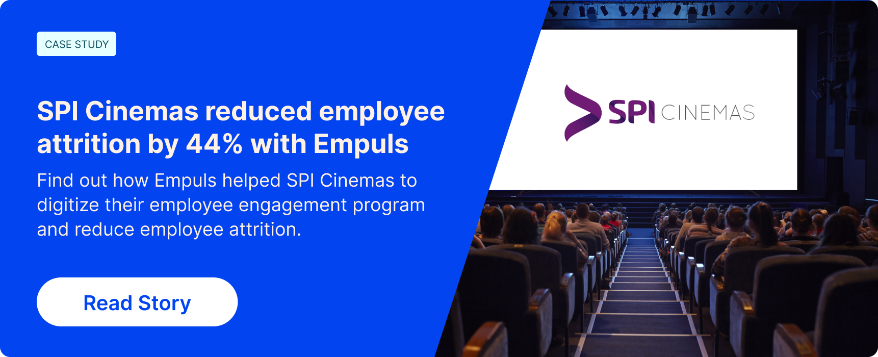 SPI Cinemas Reduces Attrition Rate by 44%