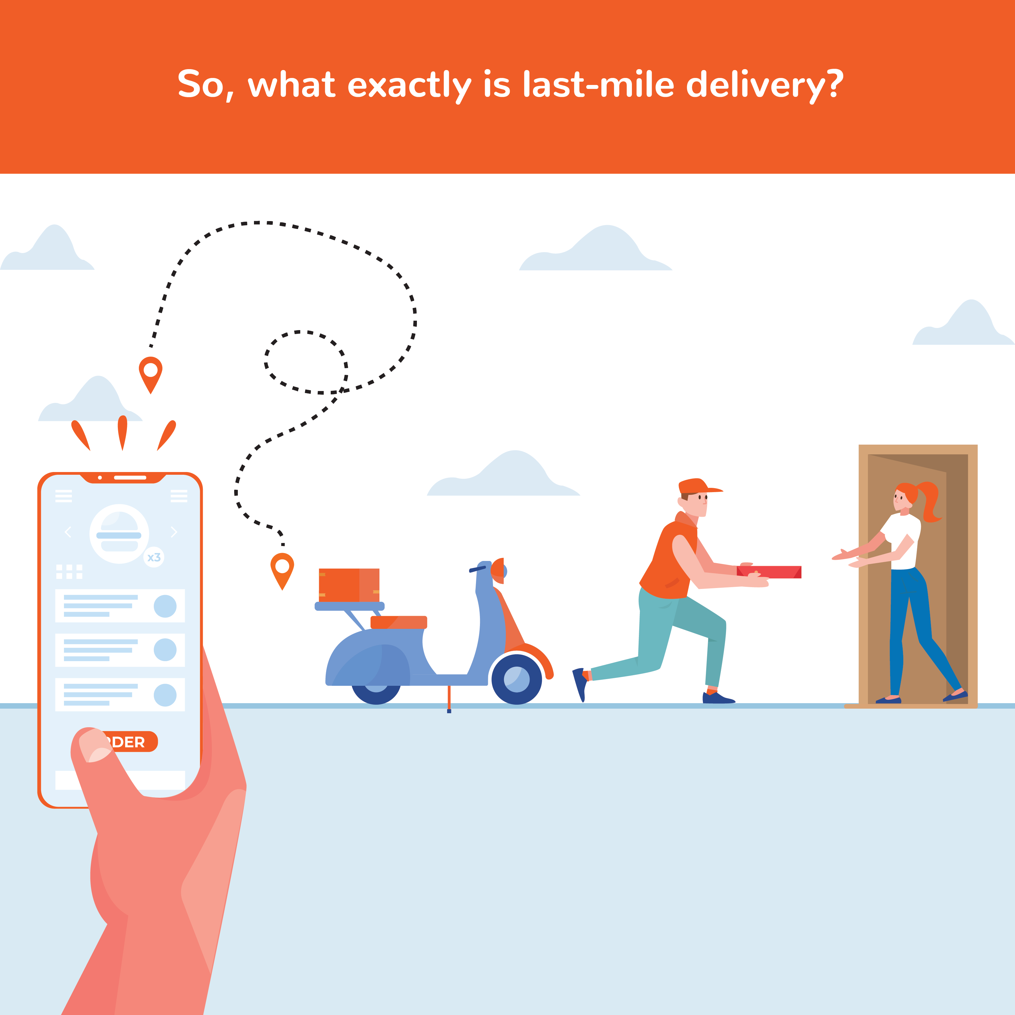So, what exactly is last-mile delivery