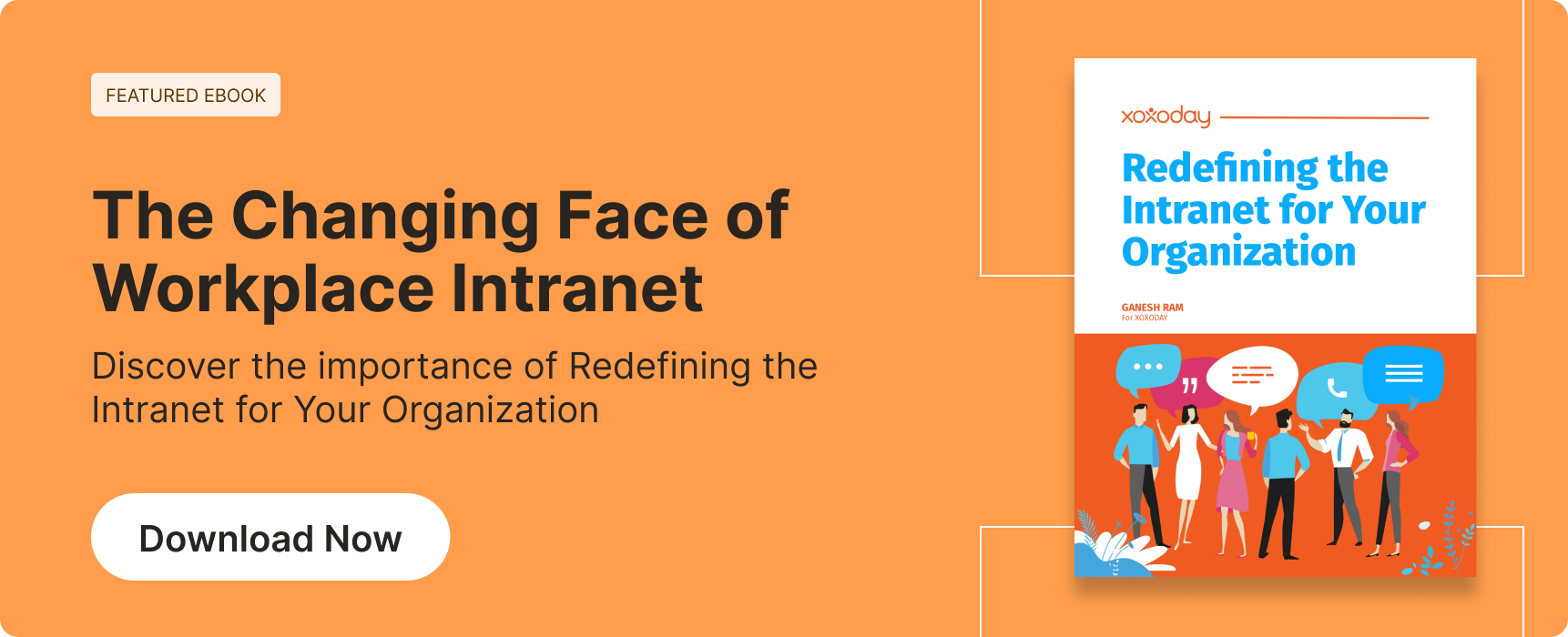 Redefining the Intranet for Your Organization
